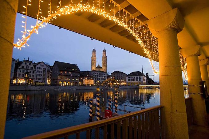 Zürich im Advent