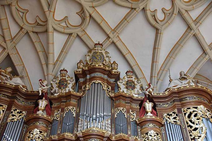 Trost Orgel in Altenberg