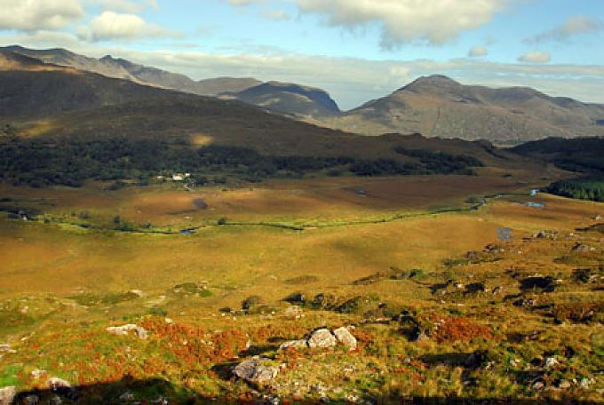 Landschaft in Kerry